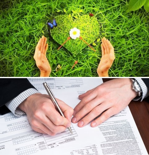 где регистрируют сделки с землей любом случае