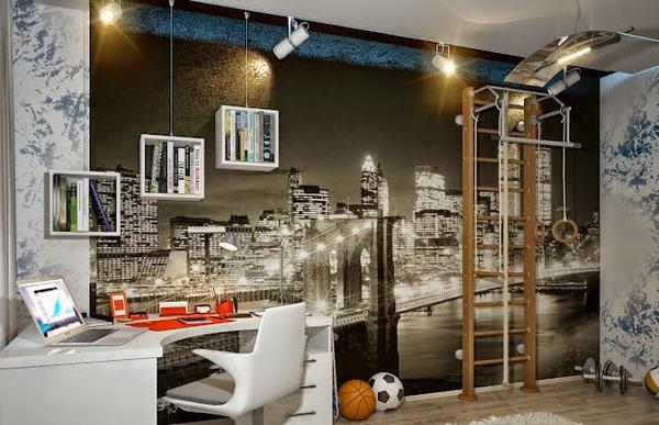 39 современных идей дизайна разных комнат в квартире Новинки 96