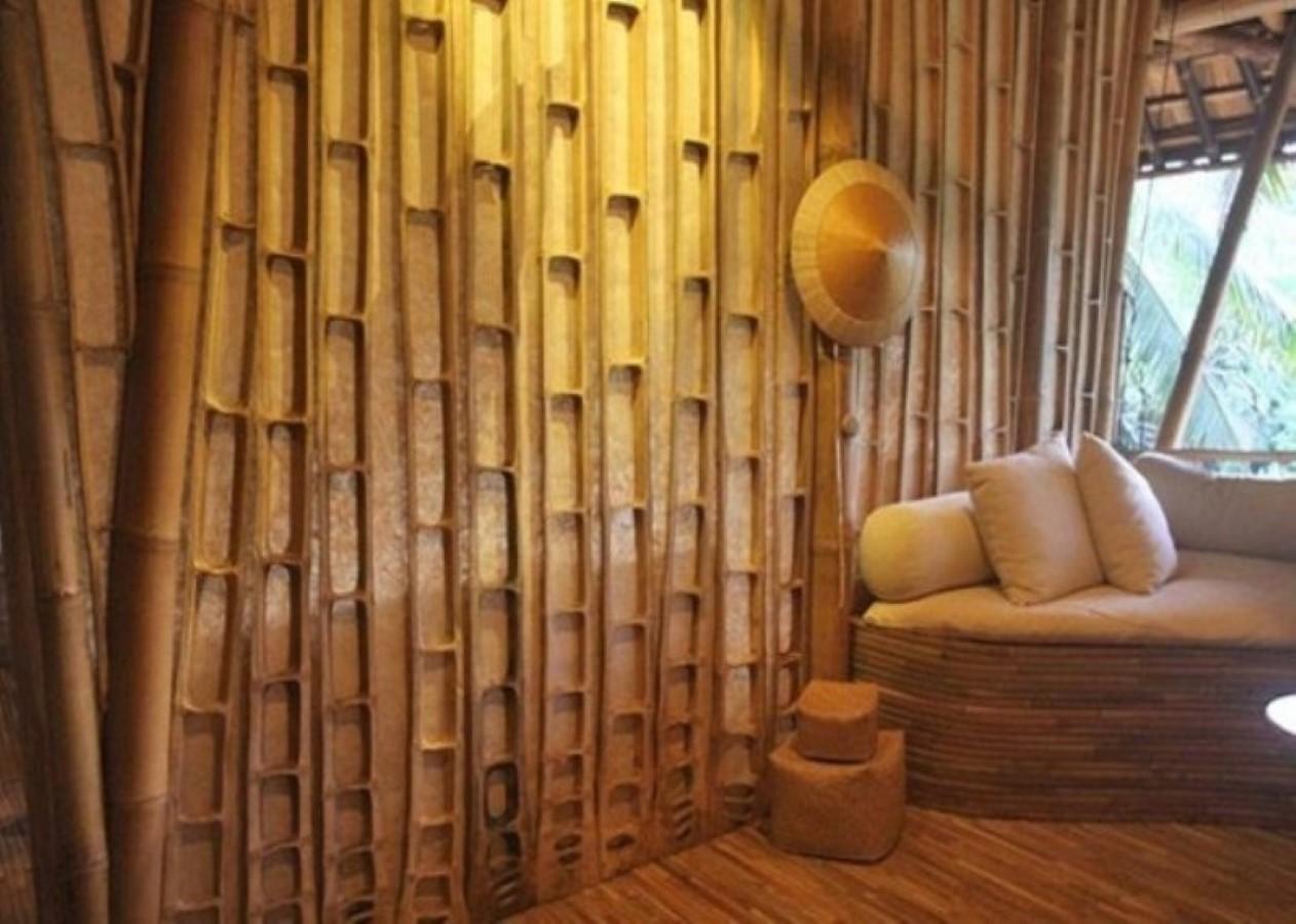 """Экодом из бамбука """" товары для дома."""