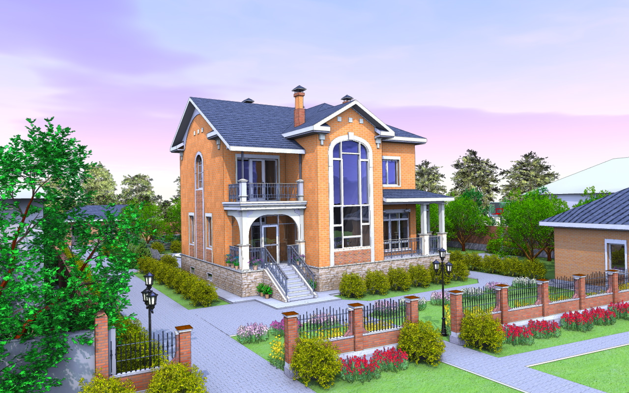 Как нельзя построить нормальный дом без фундамента, так и создать рабочий проект не получится без эскизного проекта.