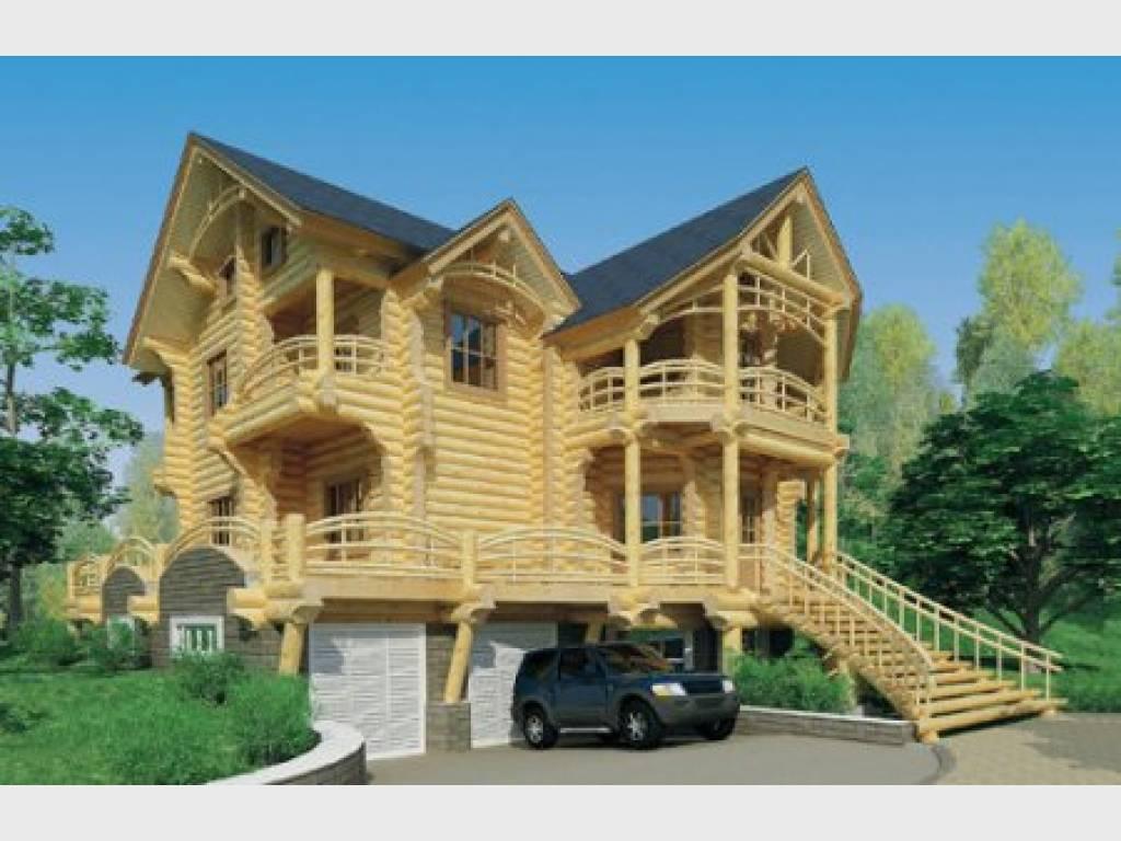Скачать книгу современный деревянный дом