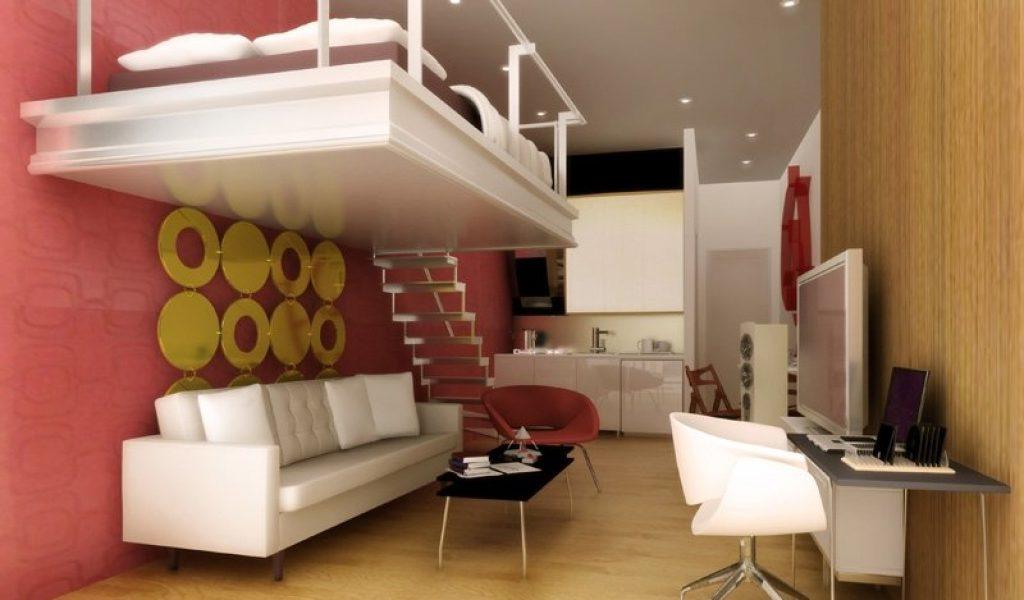 Маленькие спальни фото - 10 тыс, дизайн интерьера спальной