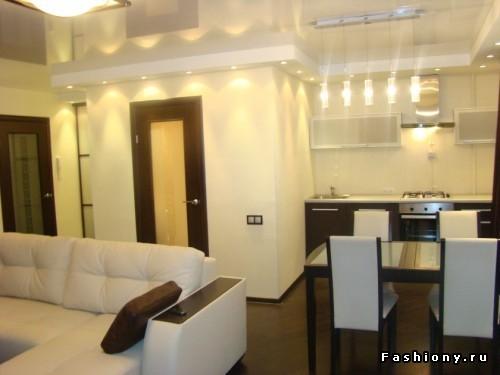 2-комнатная хрущевка дизайн