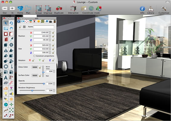 3d Interior Design Software Free Mac PrevNext