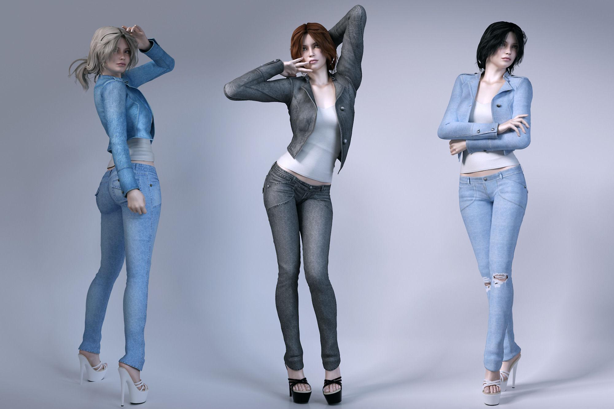 Online 3d Human Model Maker
