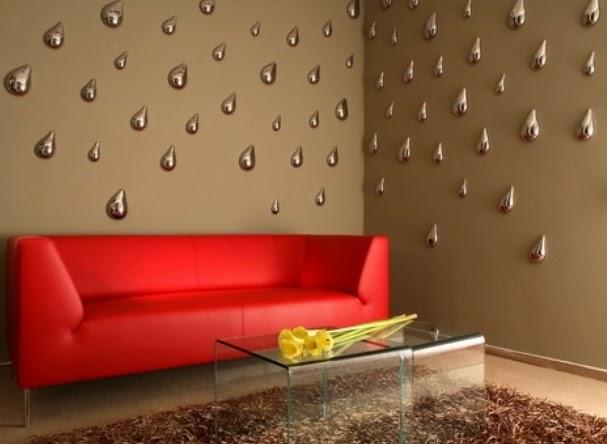 дизайн квартир обои для стен фото