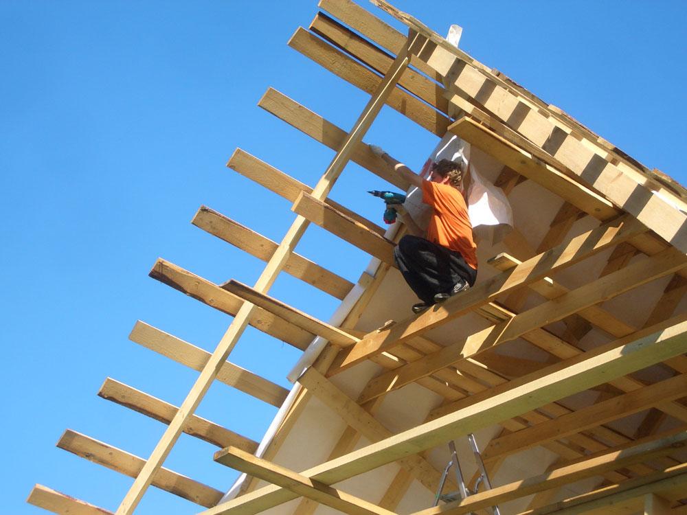 """Строительство крыши частного дома видео """" картинки и фотогра."""