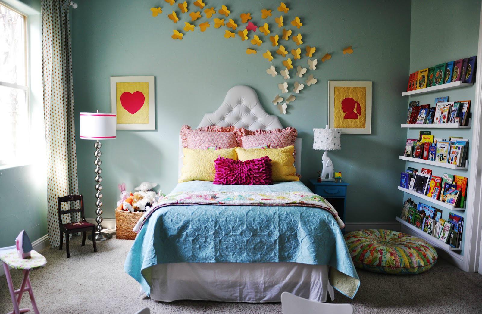 Как украшения для комнаты своими руками фото 49