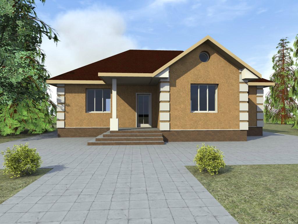 Потенциальный покупатель с легкостью найдет проект дома в один этаж на свой вкус:.