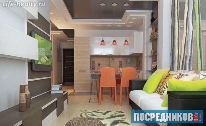 Проект студия 7 / квартиры-студии... / мода / дизайн квартир.