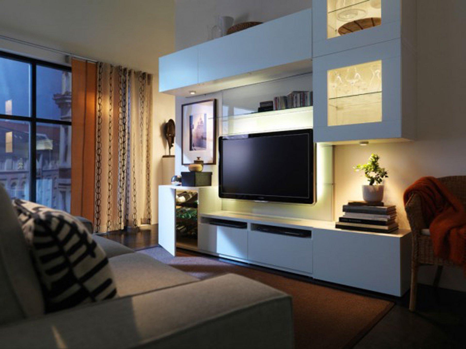Интерьер гостинной с белой мебелью фото 187 Картинки и