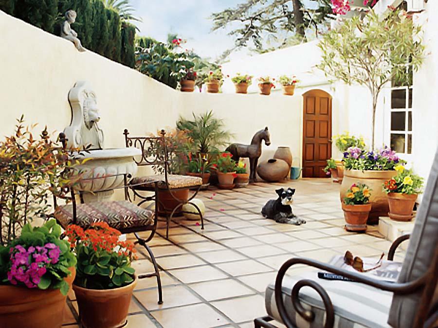 "Планировка дома в средиземноморском стиле "" картинки и фотог."