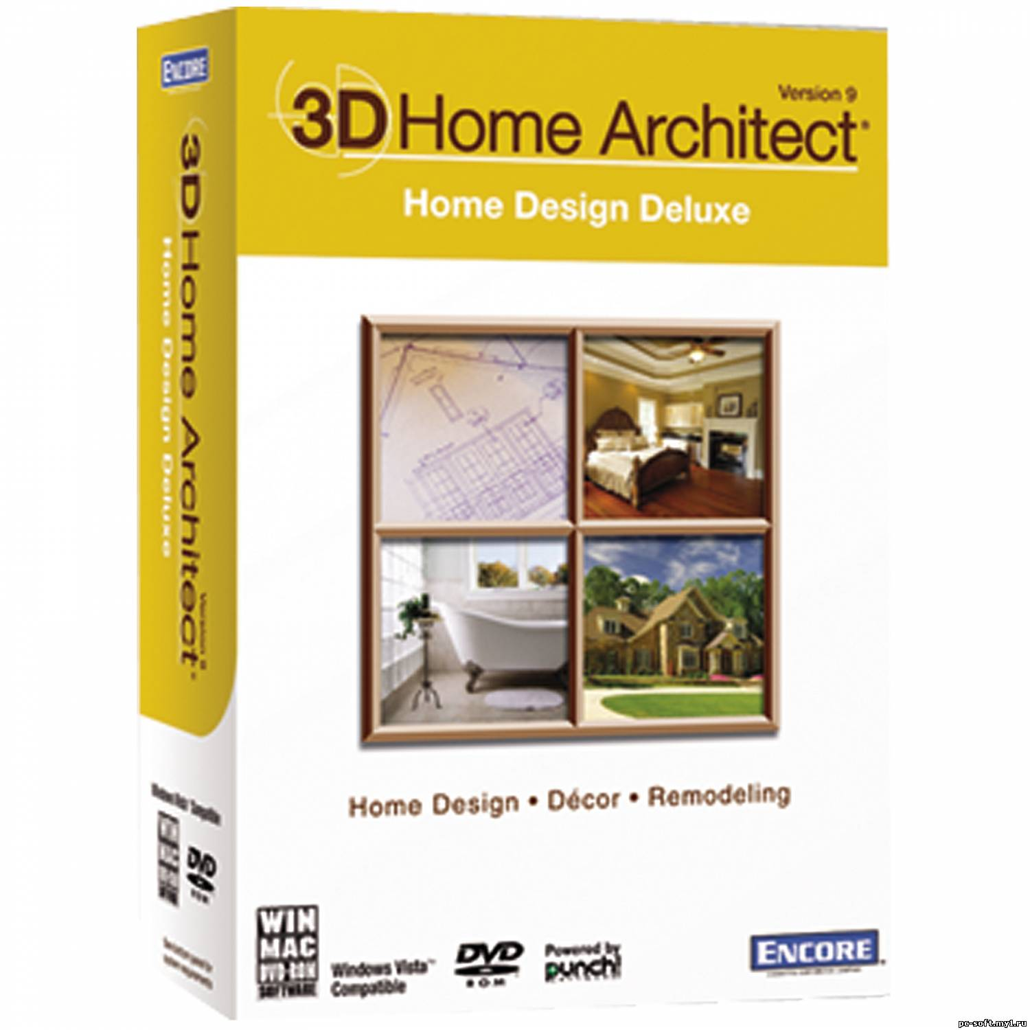 3d Home Architect Design Deluxe 8 Review » Картинки и