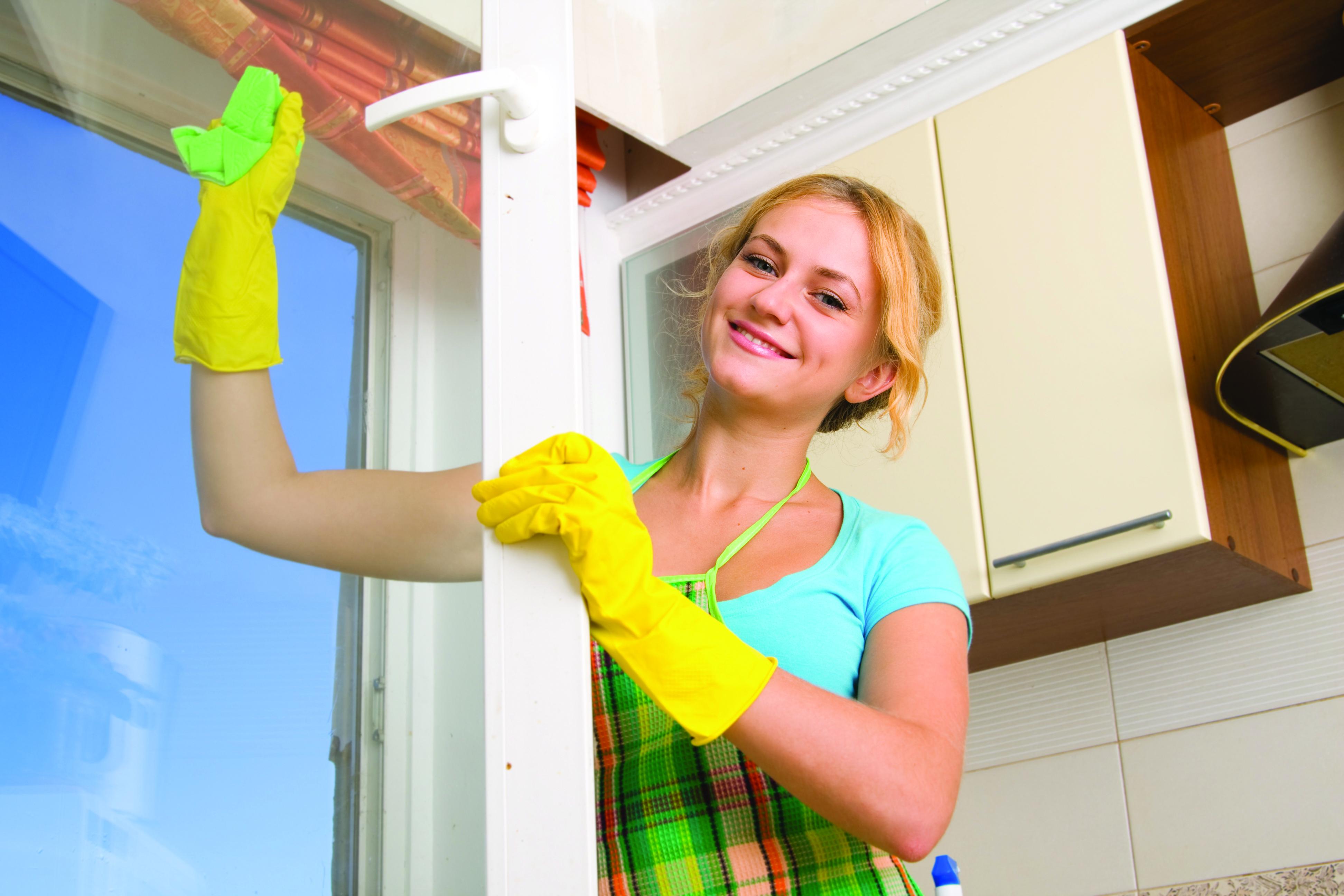 работа уборщицей для молодой девушки