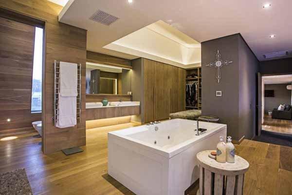 Ванная в стиле модерн фото