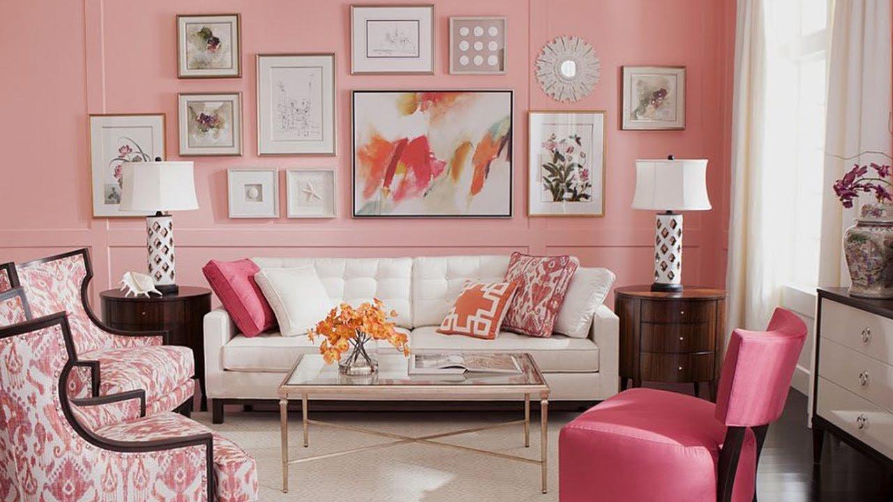 В розовом цвете коттедж