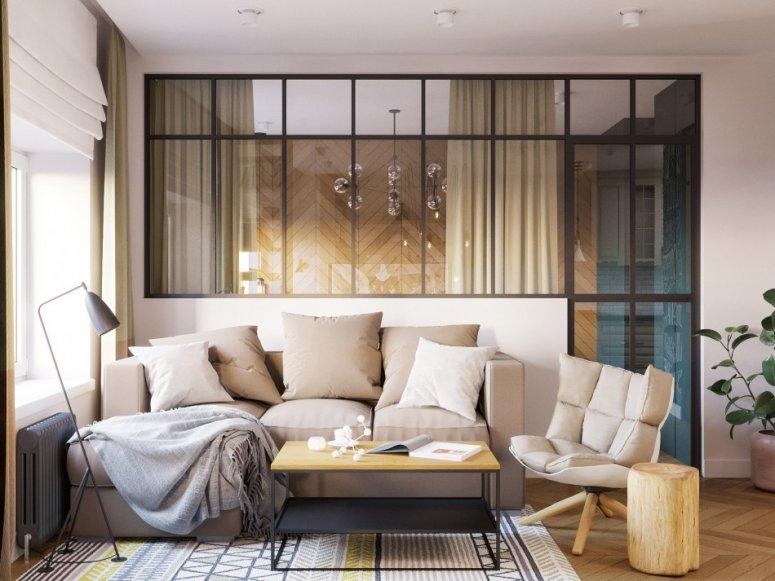Дизайн спальни-гостиной 18 кв. м. Обзор лучших идей нестандартной планировки