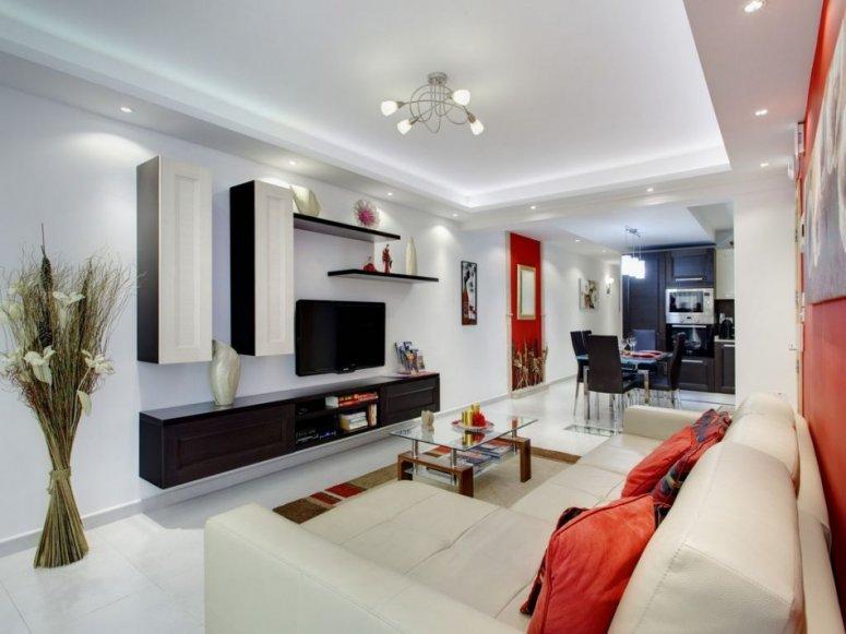 Гостиная 17 кв. м. — современные решения идеального дизайна.