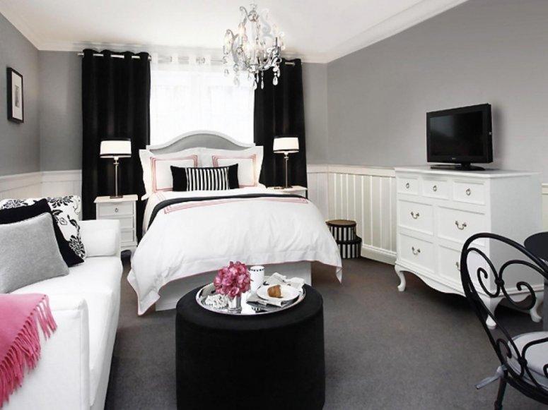 Спальня в хрущевке. Варианты необычного и красивого дизайна