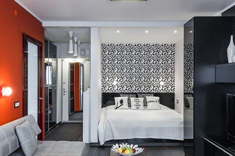 Маленькая спальня: идеи дизайна