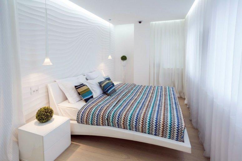 Планировка спальни. Нестандартные решения. Варианты уютного и функционального дизайна в спальне