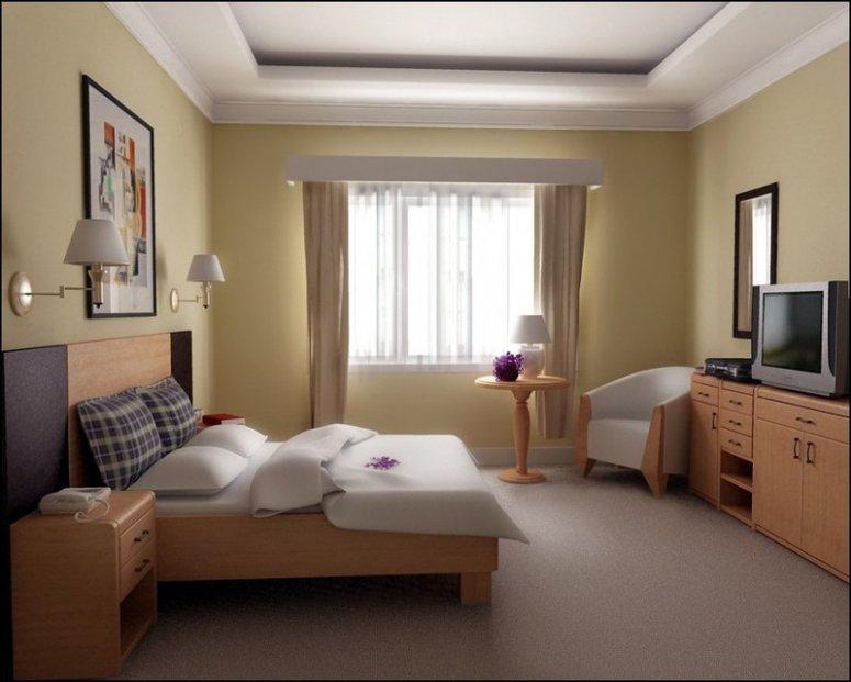 Спальня 4 на 4. Лучшие варианты дизайна. Идеи по оформлению интерьера спальни в современном стиле