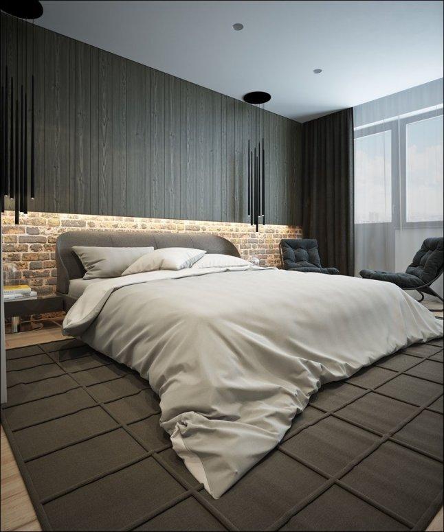 Ниша в спальне. Как оформить практичный и функциональный дизайн. Нестандартные решения дизайнеров!