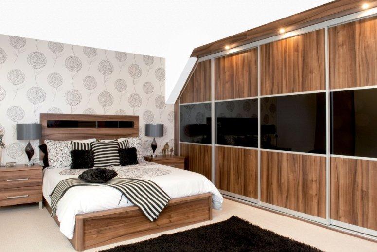 Дизайн спальня 18 кв. м. Примеры идеального зонирования!