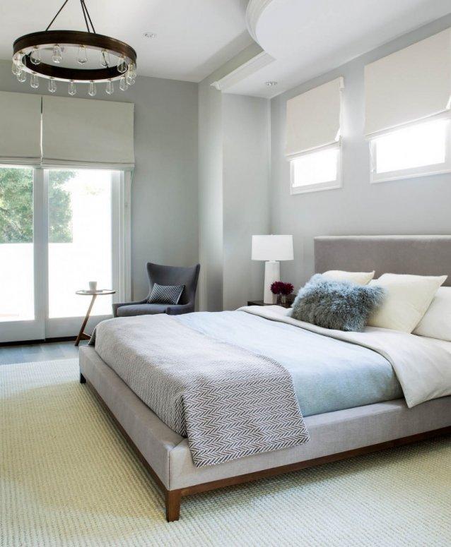Спальня 17 кв. м. Фото лучших идей и правил стильного оформления уютной комнаты