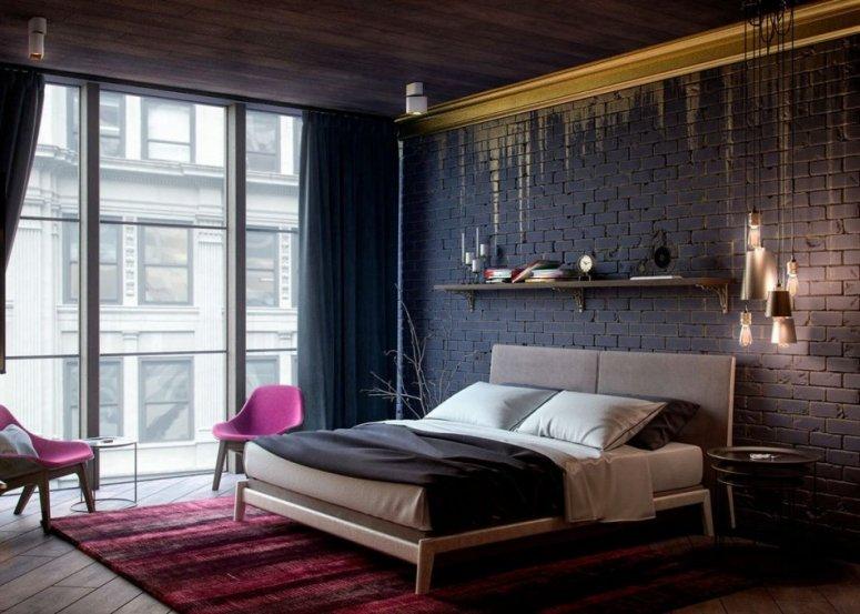 Спальня в современном стиле: фото вариантов обустройства и оформления комнат разных размеров