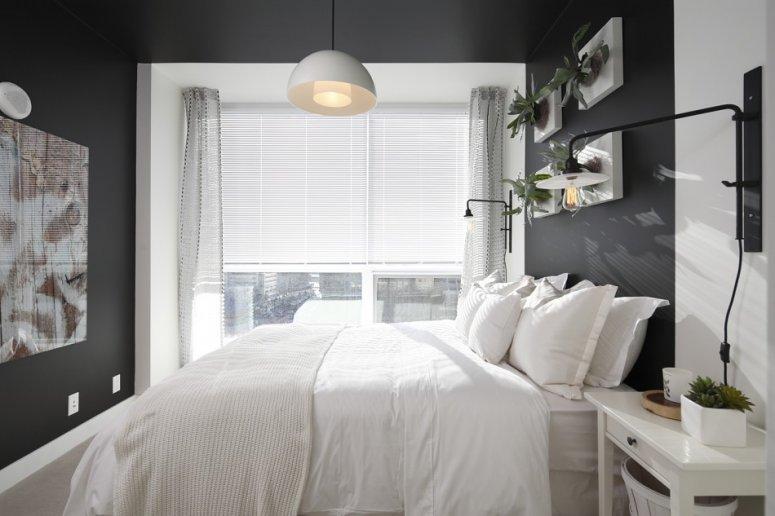Квадратная спальня: оригинальные идеи и дизайн интерьера.