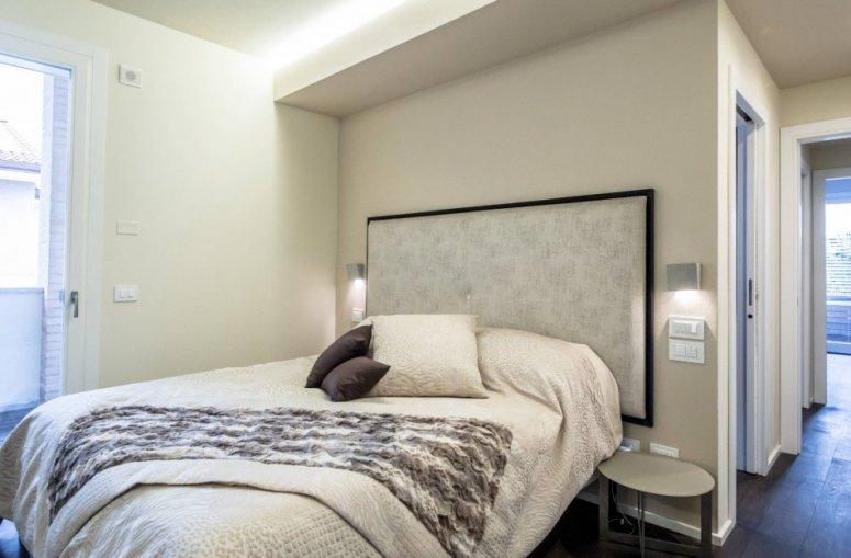 Дизайн спальни: стильные и красивые идеи оформления интерьера. Фото оптимальных сочетаний цвета и формы