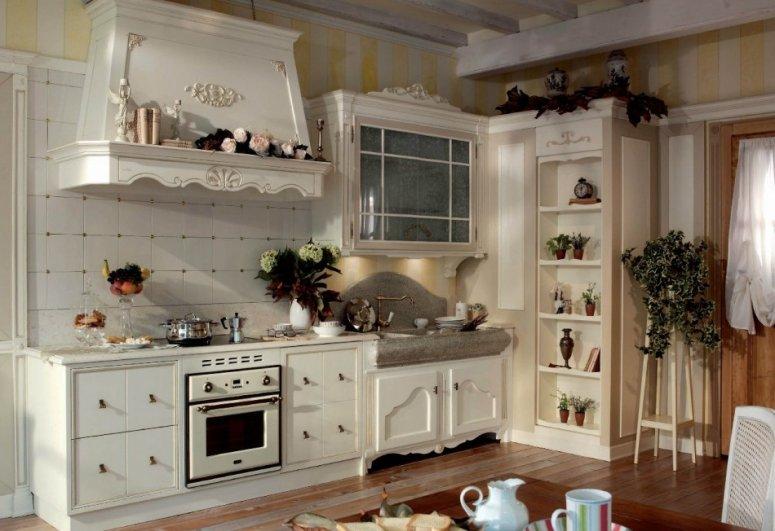 Дизайн кухни. Практичная и функциональная планировка. Достойные примеры интерьера кухни!