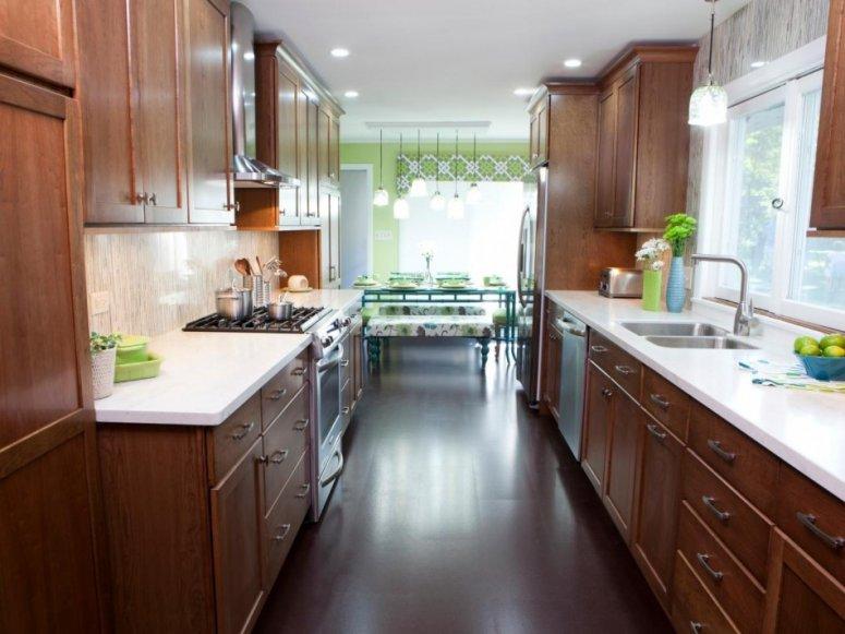 Проект кухни: фото готовых решений. Лучшие варианты современных дизайн-проектов кухни