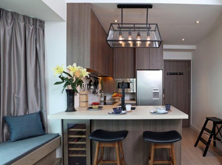 Дизайн кухни 10 кв. м. — идеи оформления и практичные идеи по применению современных стилей