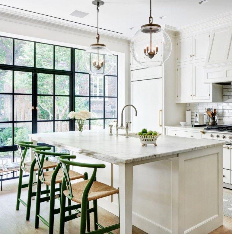 Дизайн кухни 20 кв. м. — стильные готовые решения и проекты планировок