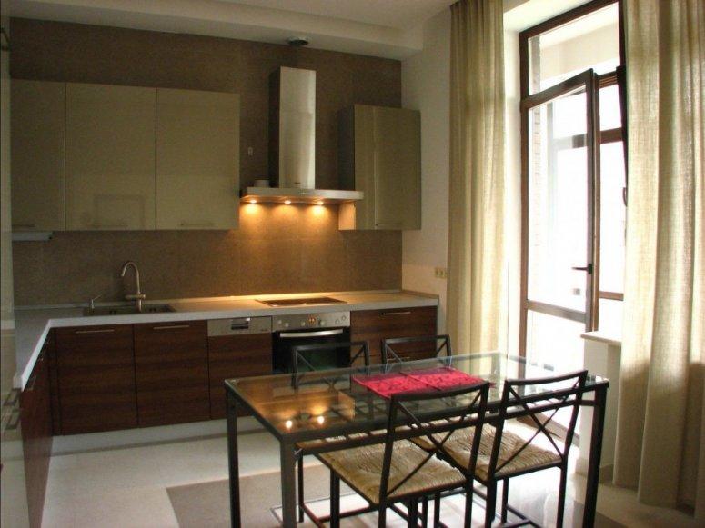 Кухня 16 кв. м. — создание дизайна интерьера и секрет планировки большого помещения