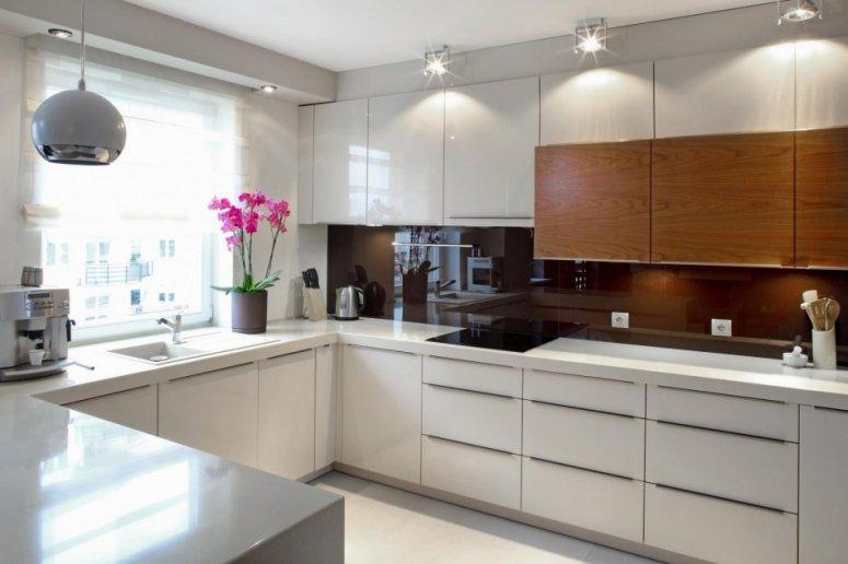 Дизайн кухни 11 кв. м. — фото современных функциональных идей для комфорта