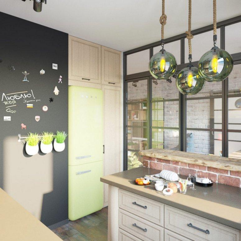 Кухня 9 кв. м. — оптимальный дизайн и современные тенденции оформления