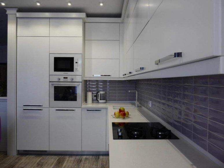 Кухня 13 кв. м. — секреты уютного дизайна.