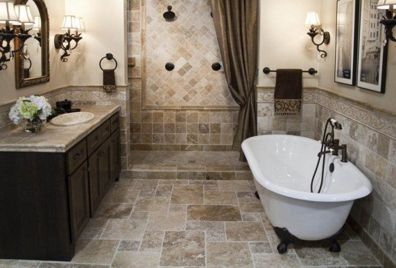Раздельная ванная комната — обзор всех за и против такой планировки!