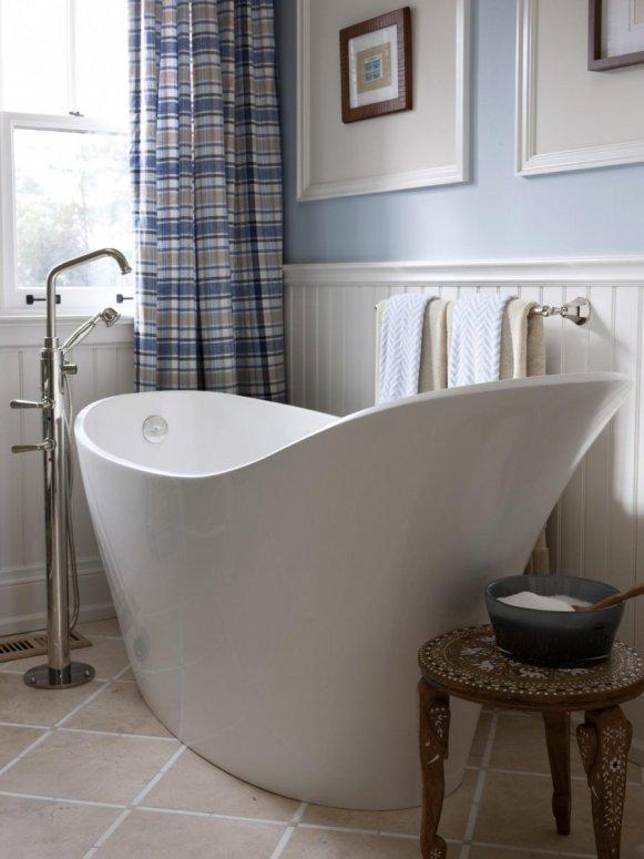 Маленькая ванная: фото функциональных идей интерьера и вариантов создания дизайна