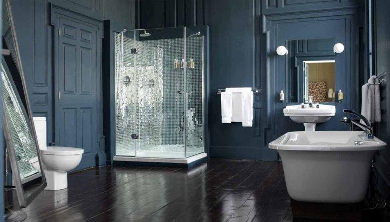 Интерьер ванной — модные дизайнерские решения и советы профессионалов по подбору стиля