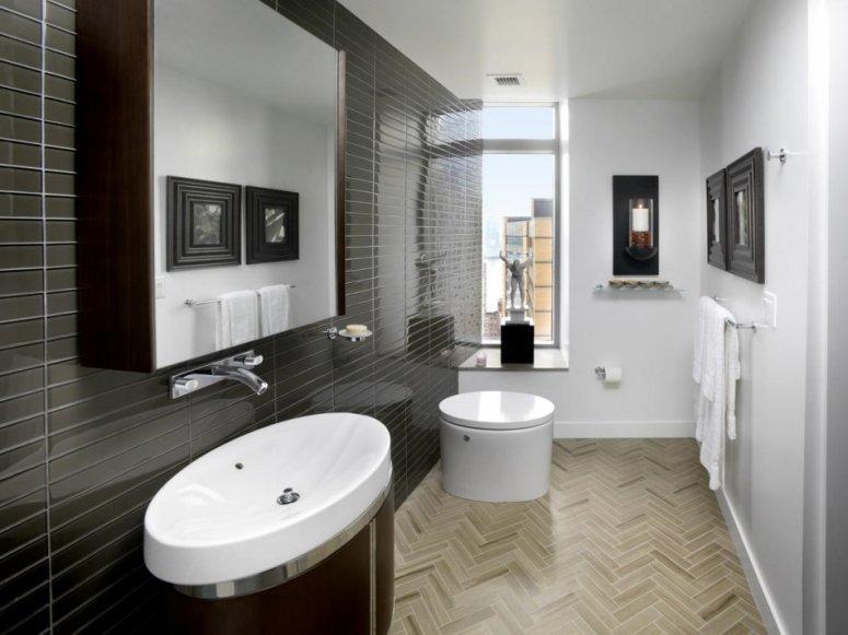 Ванная комната в квартире — правила интерьерного дизайна и подбора оформления для маленьких комнат