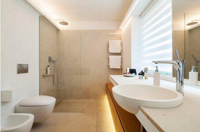 Ванная 7 кв. м. — планирование и проектирование небольшой ванной комнаты.