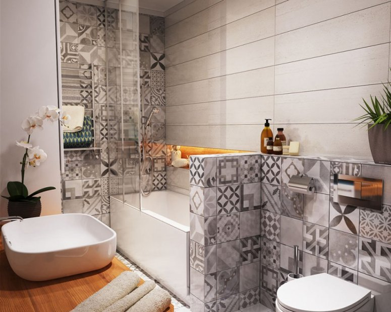 Ванная 5 кв. м. — идеи лучших интерьеров и советы по подбору готовых решений