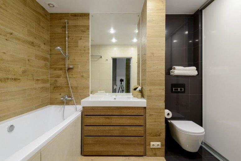 Ванная 3.5 кв. м. — фото дизайна и планировки для маленькой ванной комнаты