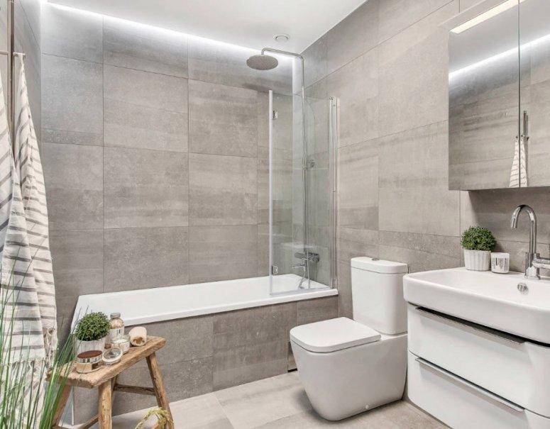 Дизайн ванной 6 кв. м. — советы по планировке и красивые варианты оформления