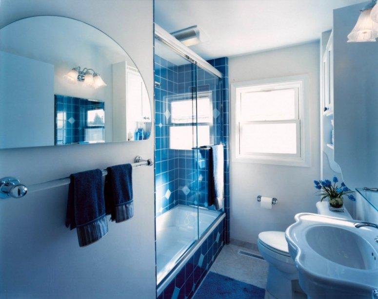 Ванная в хрущевке — лучшие идеи дизайна и ремонта для небольшой ванной комнаты