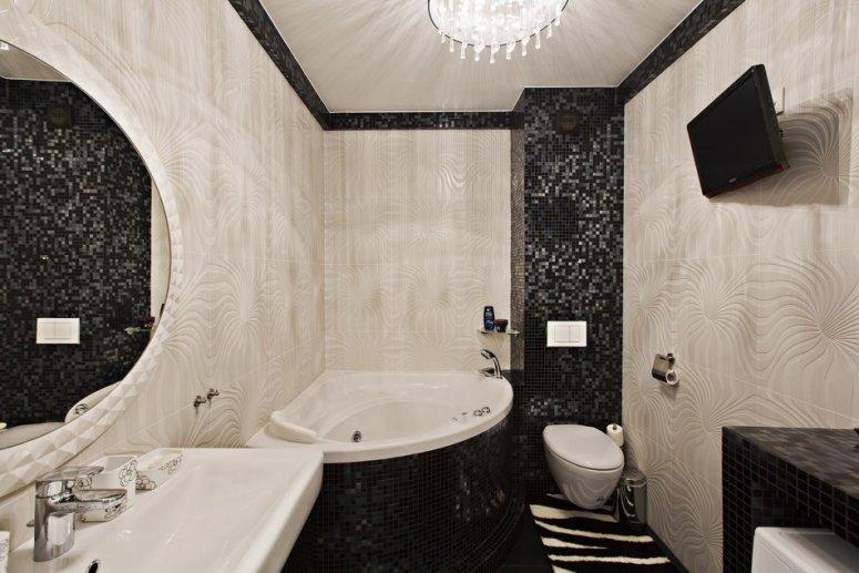 Дизайн ванной комнаты — фото лучших идей стильного оформления. Много готовых решений для современной ванной комнаты